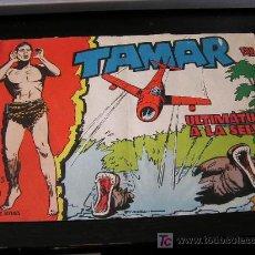 Tebeos: TAMAR Nº 53 EDICIONES TORAY ORIGINAL 1961. Lote 24058474