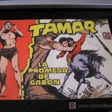 Tebeos: TAMAR Nº 69 EDICIONES TORAY ORIGINAL 1961. Lote 24058475