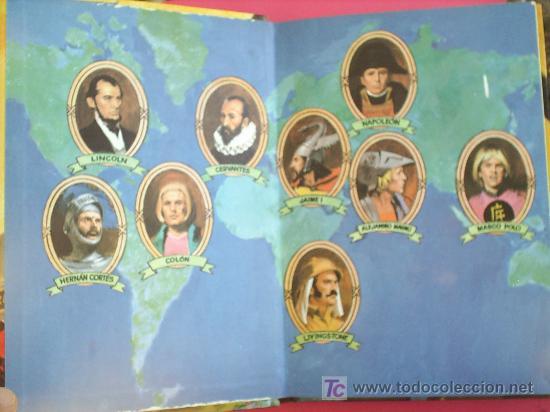 Tebeos: HOMBRES FAMOSOS N.6 LEONARDO DA VINCI , 1978 EDICIONES TORAY - Foto 5 - 21808374