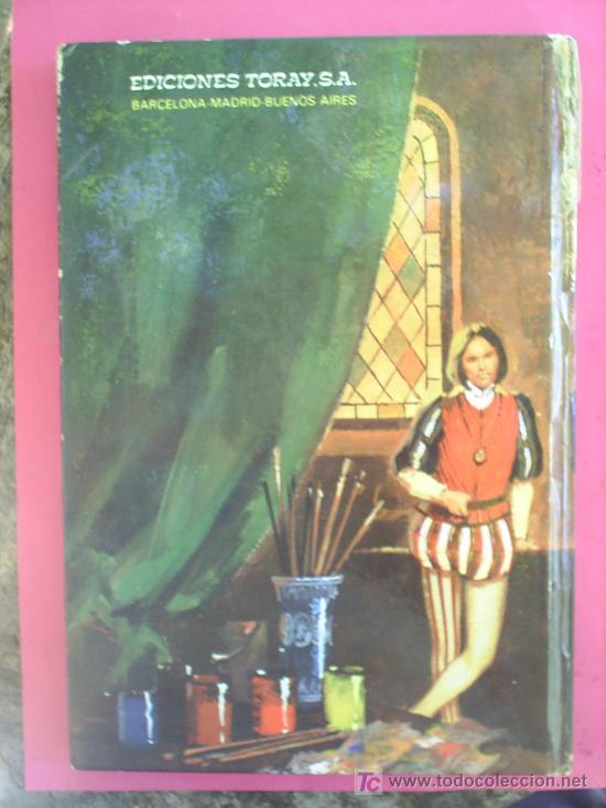 Tebeos: HOMBRES FAMOSOS N.6 LEONARDO DA VINCI , 1978 EDICIONES TORAY - Foto 2 - 21808374