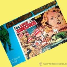 Tebeos: HAZAÑAS BELICAS. EXTRA 2. MAS DE 100 PAGINAS. PERFECTO. 1973. VOLUMEN 2. Lote 26932138