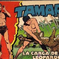 Tebeos: TAMAR - Nº 17 - BORRELL/ACEDO - EDICIONES TORAY 1961 - ORIGINAL, NO FACSIMIL . Lote 15991052