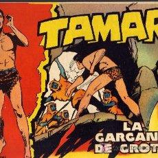 Tebeos: TAMAR - Nº 18 - BORRELL/ACEDO - EDICIONES TORAY 1961 - ORIGINAL, NO FACSIMIL . Lote 16002294