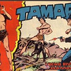 Tebeos: TAMAR - Nº 36 - BORRELL/ACEDO - EDICIONES TORAY 1961 - ORIGINAL, NO FACSIMIL . Lote 16002431