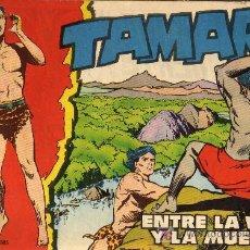 Tebeos: TAMAR - Nº 47 - BORRELL/ACEDO - EDICIONES TORAY 1961 - ORIGINAL, NO FACSIMIL . Lote 16002447