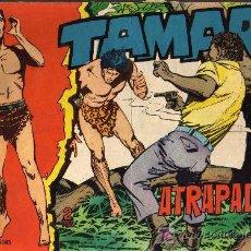 Tebeos: TAMAR - Nº 135 - BORRELL/ACEDO - EDICIONES TORAY 1961 - ORIGINAL, NO FACSIMIL . Lote 16002566