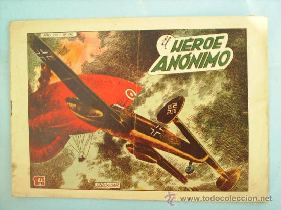 HAZAÑAS BELICAS N.190 BOIXCAR ,EL HEROE ANONIMO - TORAY (Tebeos y Comics - Toray - Hazañas Bélicas)
