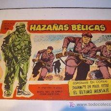 Tebeos: EDICIONES TORAY- HAZAÑAS BELICAS (SERIE ROJA), Nº 50. Lote 16190162