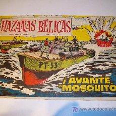 Tebeos: EDICIONES TORAY- HAZAÑAS BELICAS (SERIE ROJA), Nº 50. Lote 16190176