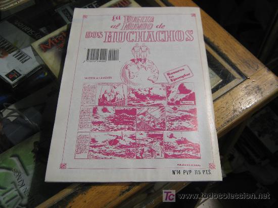 Tebeos: LA HISTORIETA DICK RELAMPAGO Nº 14 ESPECIAL - Foto 2 - 16083380