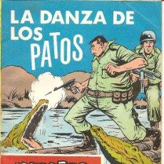 Tebeos: COHAZAÑAS BELICAS Nº 274 LA DANZA DE LOS PATOS. Lote 27289586