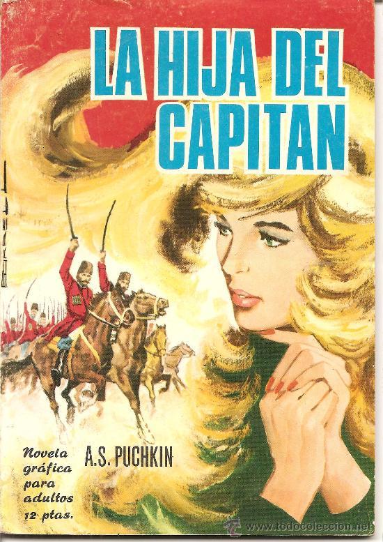 LA HIJA DEL CAPITAN EDICIONES TORAY 1965 (Tebeos y Comics - Toray - Otros)