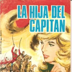 Tebeos: LA HIJA DEL CAPITAN EDICIONES TORAY 1965. Lote 26110055