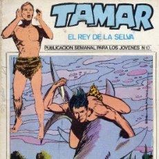 Tebeos: TAMAR Nº10. Lote 16196816