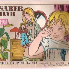 Tebeos: AZUCENA PUBLICACION JUVENIL FEMENINA Nº 1143 AÑO 1970. Lote 16524028