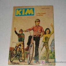 Tebeos: KIM Nº 10 EDI. TORAY 1975, POR JENS K. HOLM. Lote 26290435