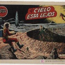 Tebeos: EL MUNDO FUTURO Nº 23. TORAY 1955.. Lote 17113532