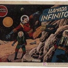Tebeos: EL MUNDO FUTURO Nº 30. TORAY 1955.. Lote 17113622