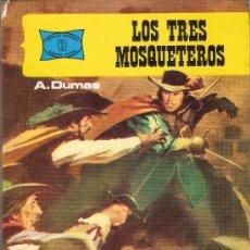 Tebeos: LOS TRES MOSQUETEROS - ALEJANDRO DUMAS - EDICIONES TORAY 1981. Lote 17154047