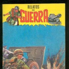 Tebeos: RELATOS DE GUERRA. Nº 6. EDICIONES TORAY.. Lote 17189016
