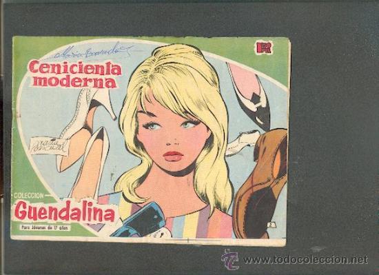 COLECCIÓN GUENDALINA Nº 2 (Tebeos y Comics - Toray - Guendalina)