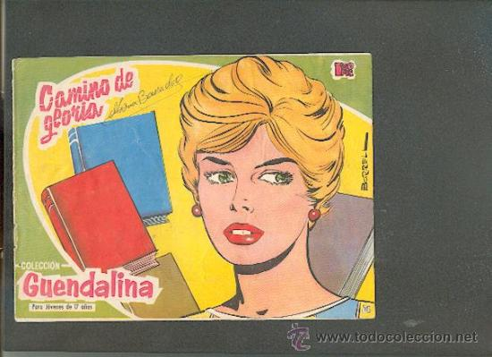 COLECCIÓN GUENDALINA Nº 10 (Tebeos y Comics - Toray - Guendalina)