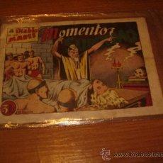 Tebeos: EL DIABLO DE LOS MARES -ALBUM Nº 6 -ORIGINAL--. Lote 17426462