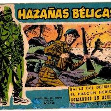 Tebeos: HAZAÑAS BELICAS EXTRA AZUL Nº 133,. Lote 17552705