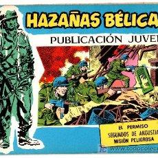 Tebeos: HAZAÑAS BELICAS EXTRA AZUL Nº 351, MAGNIFICO ESTADO. Lote 17553018