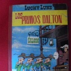 Tebeos: LUCKY LUKE-LOS PRIMOS DALTON - TAPA DURA LOMO DE TELA - EDICIONES TORAY. Lote 26922015