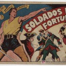 Tebeos: EL HIJO DEL DIABLO DE LOS MARES Nº 16.. Lote 17693320