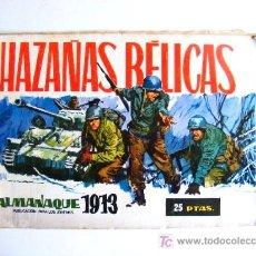Tebeos: HAZAÑAS BÉLICAS . Lote 17653911