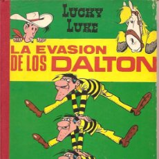 Tebeos: LUCKY LUKE – LA EVASIÓN DE LOS DALTON - TORAY. Lote 26857954