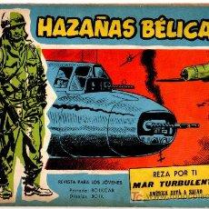 Tebeos: HAZAÑAS BELICAS EXTRA AZUL Nº 212. Lote 17848971