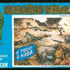 Tebeos: HAZAÑAS BELICAS. EXTRA Nº 6.. Lote 17927959