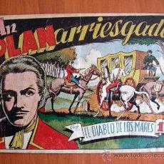 Tebeos: EL DIABLO DE LOS MARES Nº 48 - EDICIONES TORAY 1947. Lote 18151164