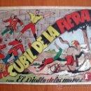 Tebeos: EL DIABLO DE LOS MARES Nº 53 - EDICIONES TORAY 1947. Lote 18151248