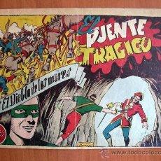Tebeos: EL DIABLO DE LOS MARES Nº 59 - EDICIONES TORAY 1947. Lote 18151475