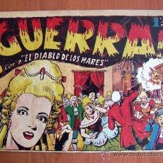 Tebeos: EL DIABLO DE LOS MARES Nº 62 - EDICIONES TORAY 1947. Lote 18151504