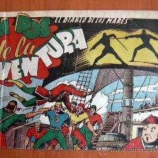 Tebeos: EL DIABLO DE LOS MARES Nº 65 - EDICIONES TORAY 1947. Lote 18151544