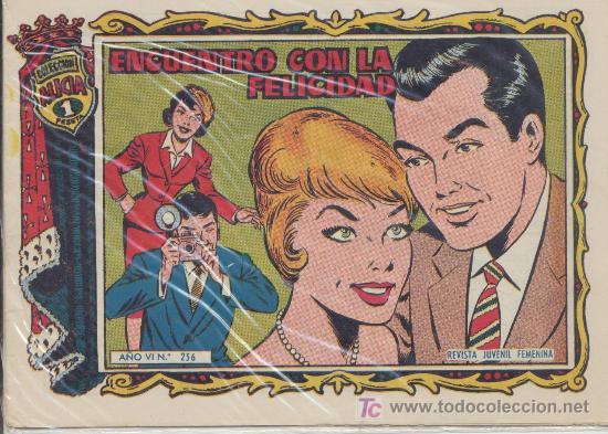 ALICIA Nº 256. (Tebeos y Comics - Toray - Alicia)