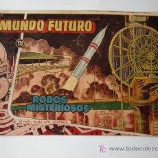 Tebeos: MUNDO FUTURO Nº 70 ORIGINAL . Lote 27482925