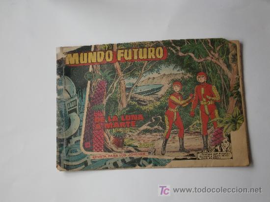 MUNDO FUTURO Nº 65 ORIGINAL (Tebeos y Comics - Toray - Mundo Futuro)