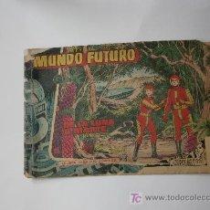 Tebeos: MUNDO FUTURO Nº 19 ORIGINAL . Lote 26470383