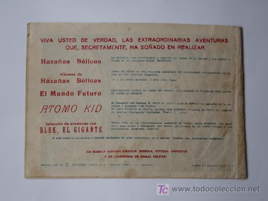 Tebeos: MUNDO FUTURO Nº 70 ORIGINAL - Foto 2 - 27482925