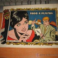 Tebeos: TODO A PLAZOS COLECCION ALICIA AÑO VI 274 EDICIONES TORAY 1958. Lote 18332484