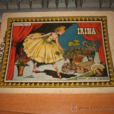 Tebeos: IRINA COLECCION AZUCENA Nº 580 EDICIONES TORAY . Lote 18332693