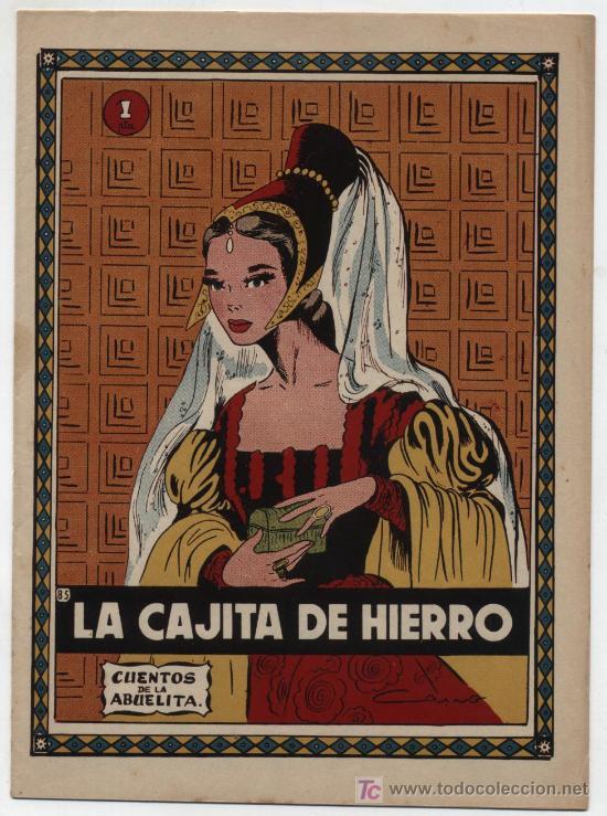 CUENTOS DE LA ABUELITA Nº 85. (Tebeos y Comics - Toray - Cuentos de la Abuelita)