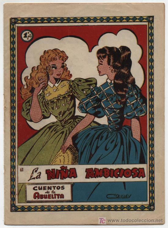 CUENTOS DE LA ABUELITA Nº 61. (Tebeos y Comics - Toray - Cuentos de la Abuelita)