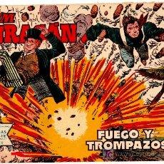 Tebeos: JIM HURACAN Nº 11,ORIGINAL EDI. TORAY 1959, JORDI BUXADE. Lote 21632590